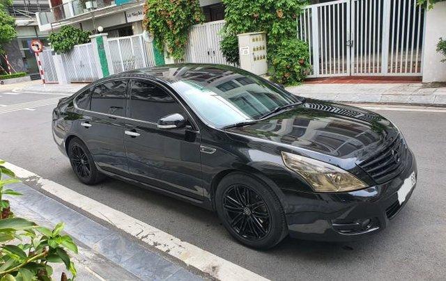 Bán Nissan Teana năm sản xuất 2010, màu đen chính chủ giá cạnh tranh3