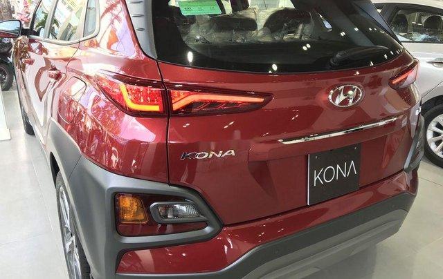 Bán xe Hyundai Kona sản xuất năm 2020, màu đỏ7