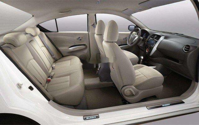 Bán xe Nissan Sunny đời 2020, màu trắng. Mới hoàn toàn2