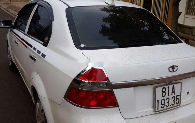 Bán ô tô Daewoo Gentra năm 2008, màu trắng, xe nhập 3