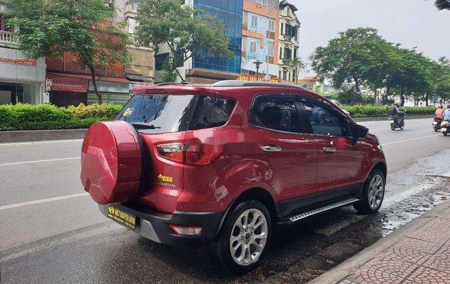 Bán Ford EcoSport 1.5 Titanium đời 2018, màu đỏ, giá 555tr3