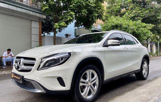 Bán xe Mercedes GLA200 đời 2015, màu trắng, nhập khẩu3