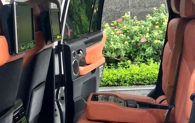 Xe chính chủ bán Lexus LX 570 2016 màu trắng nội thất nâu da bò, xe bảo dưỡng đầy đủ tại hãng6