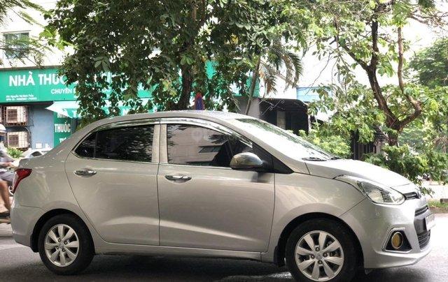 Bán xe Hyundai Grand i10 đăng ký lần đầu 2016, màu bạc, nhập khẩu nguyên chiếc, giá chỉ 295 triệu đồng0