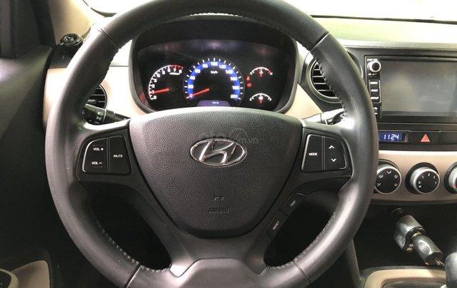 Bán xe Hyundai Grand i10 đăng ký lần đầu 2016, màu bạc, nhập khẩu nguyên chiếc, giá chỉ 295 triệu đồng3