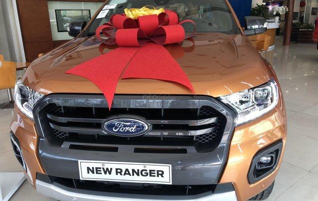 Bán Ford Ranger Wildtrak 4x4 2020, giảm 70 triệu tặng thêm gói phụ kiện hấp dẫn0