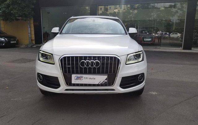 Cần bán Audi Q5 2.0TFSI Quattro năm 20160