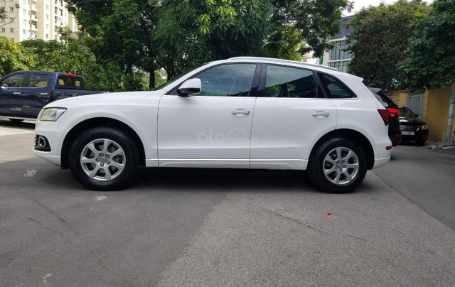 Cần bán Audi Q5 2.0TFSI Quattro năm 20161