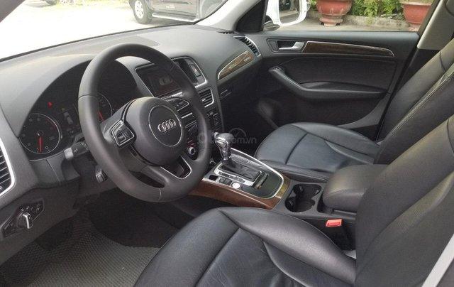 Cần bán Audi Q5 2.0TFSI Quattro năm 20164