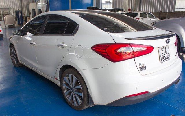 Bán xe Kia K3 đời 2014, giá chỉ 430 triệu, màu trắng3