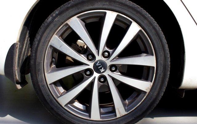 Bán xe Kia K3 đời 2014, giá chỉ 430 triệu, màu trắng9