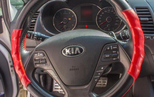 Bán xe Kia K3 đời 2014, giá chỉ 430 triệu, màu trắng6