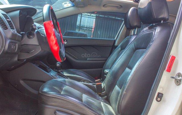 Bán xe Kia K3 đời 2014, giá chỉ 430 triệu, màu trắng7
