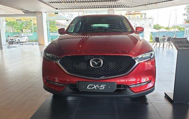Mazda CX5 chỉ từ 819 triệu đồng tại Mazda Thái Bình0