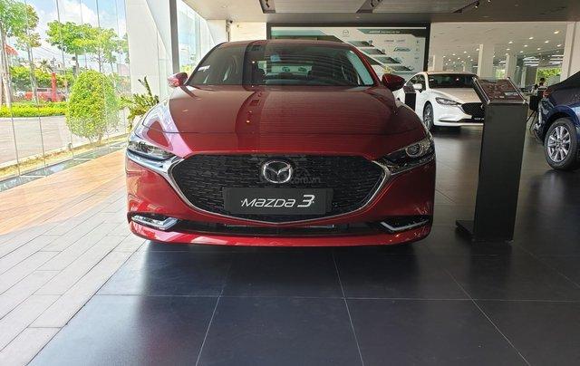 Mazda Thái Bình New Mazda 3, chỉ từ 669 triệu đồng, hỗ trợ 50% phí trước bạ0
