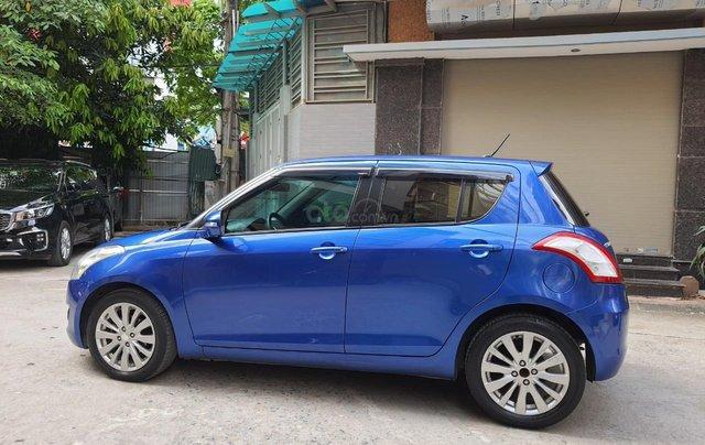 Suzuki Swift cũ 2017, màu xanh, Suzuki Swift lướt, chất lượng như mới2