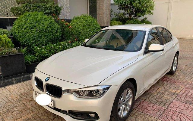 Bán BMW 320i LCI Sx 2016, xe màu đen, đi 21.000km, bao check hãng7