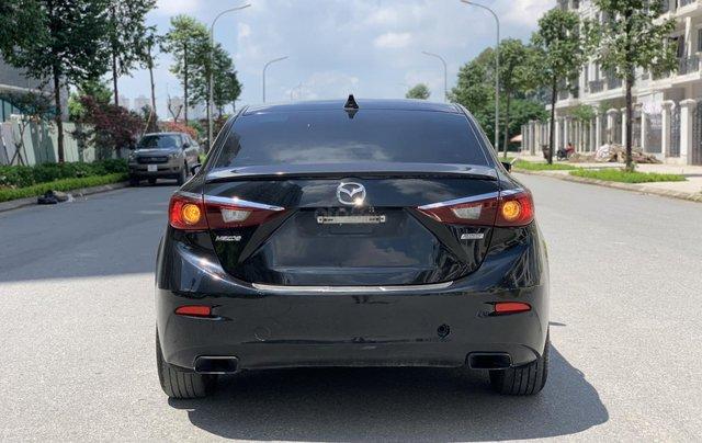 Bán ô tô Mazda 3 sản xuất 2016 đen huyền bí2