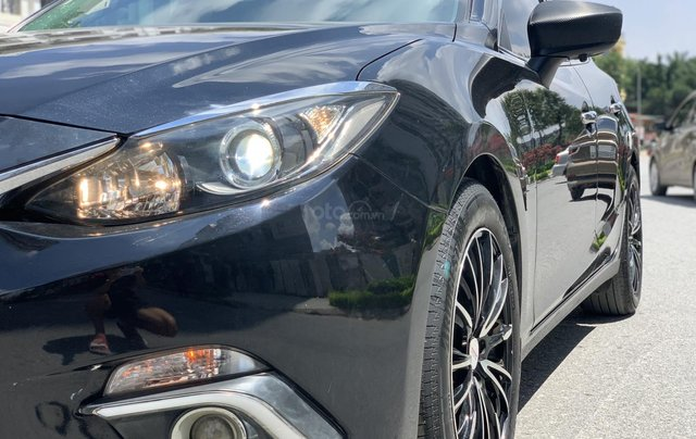 Bán ô tô Mazda 3 sản xuất 2016 đen huyền bí3