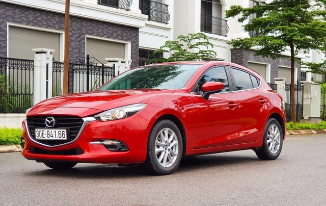 Cần bán xe Mazda 3 FL sản xuất năm 20171