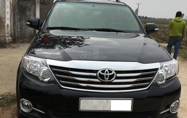 Bán ô tô Toyota Fortuner sản xuất 2016, giá tốt0