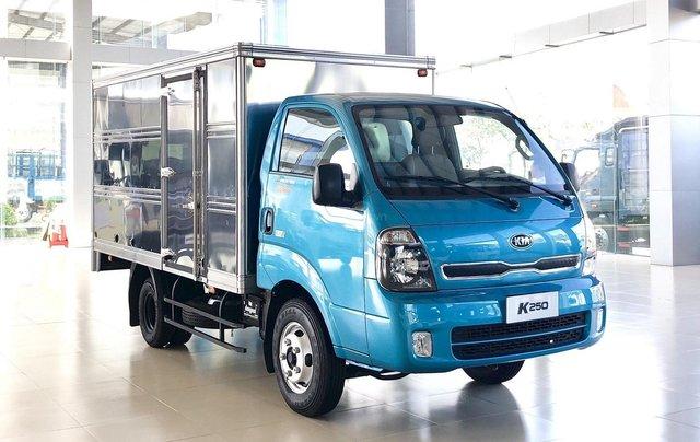 Xe tải Thaco Kia 2T4 tải trọng vào thành phố, động cơ Hyundai nhập khẩu 100%5