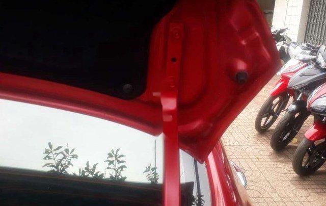 Cần bán lại xe Kia K3 sản xuất 2015, màu đỏ số tự động5