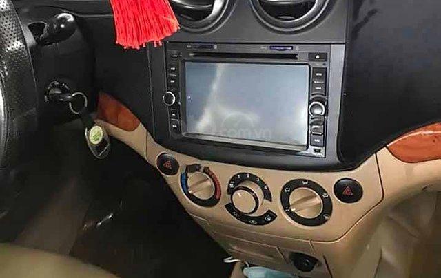 Xe Daewoo Gentra năm sản xuất 2009, màu bạc còn mới 2