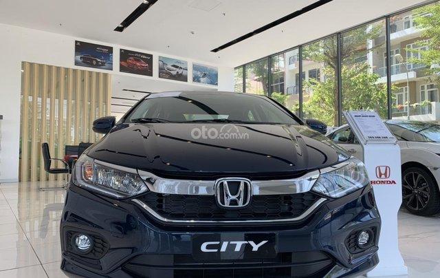 Honda City Top 2020 - Giảm 50% thuế trước bạ cùng nhiều khuyến mãi hấp dẫn. LH ngay để nhận ưu đãi1
