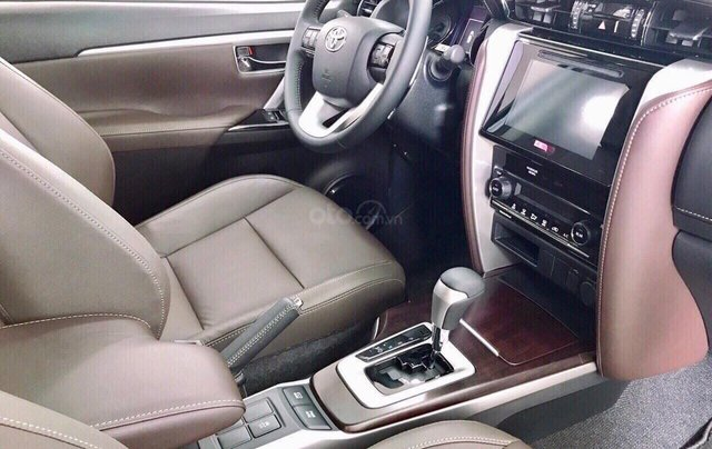 Toyota Fortuner TRD 2020 giao ngay4