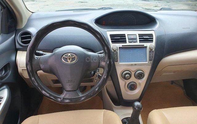 Bán xe Toyota Vios năm sản xuất 2009, giá cạnh tranh6