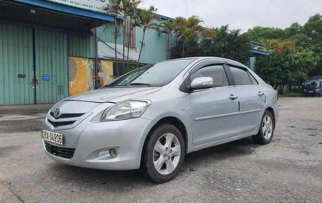 Bán xe Toyota Vios năm sản xuất 2009, giá cạnh tranh0