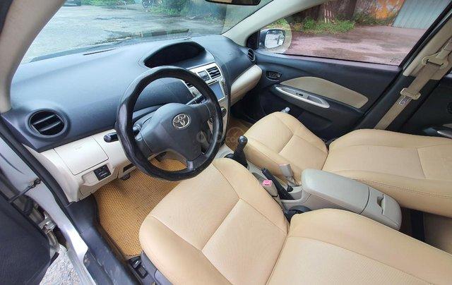Bán xe Toyota Vios năm sản xuất 2009, giá cạnh tranh7
