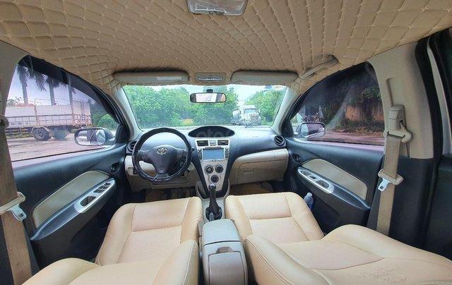 Bán xe Toyota Vios năm sản xuất 2009, giá cạnh tranh11
