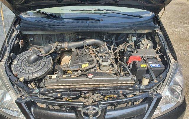 Toyota Innova G xịn sx 2007, tư nhân không dịch vụ5