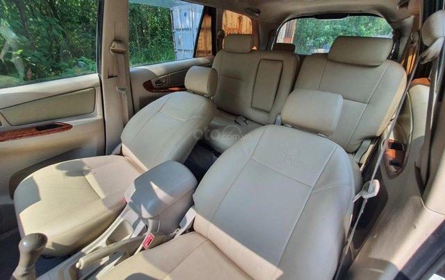 Toyota Innova G xịn sx 2007, tư nhân không dịch vụ14