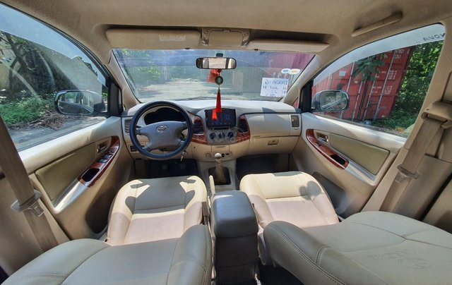 Toyota Innova G xịn sx 2007, tư nhân không dịch vụ13