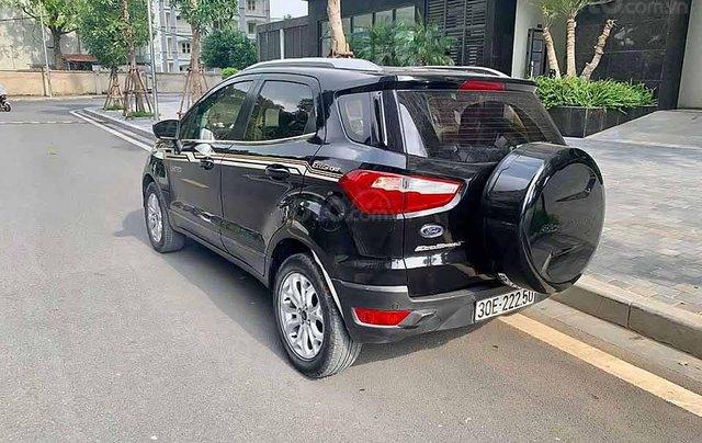 Cần bán lại xe Ford EcoSport Titantium năm 2016, màu đen còn mới3