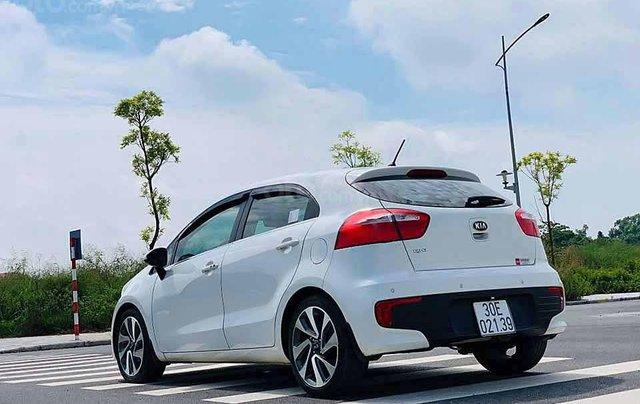 Cần bán xe Kia Rio 1.4 AT đời 2015, màu trắng, nhập khẩu Hàn Quốc còn mới1