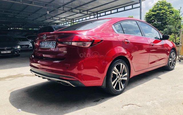Kia Cerato 2.0 AT 2018 đỏ, 4 vỏ micheline xịn sò bao êm2