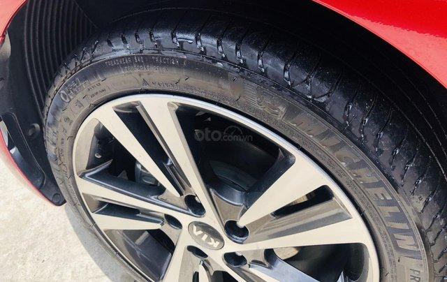 Kia Cerato 2.0 AT 2018 đỏ, 4 vỏ micheline xịn sò bao êm13