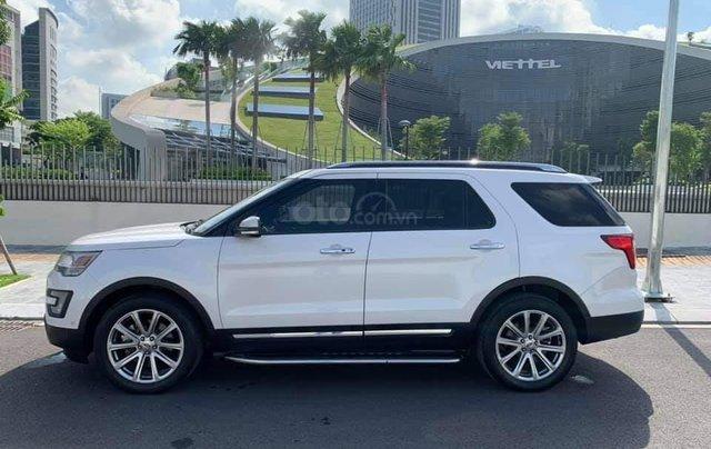 Cần bán xe Ford Explorer nhập khẩu Mỹ sx 20173