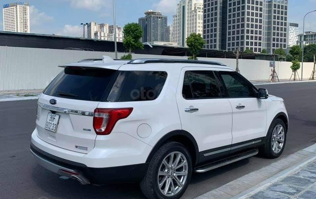 Cần bán xe Ford Explorer nhập khẩu Mỹ sx 20171
