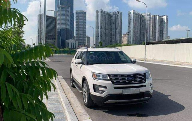 Cần bán xe Ford Explorer nhập khẩu Mỹ sx 20174