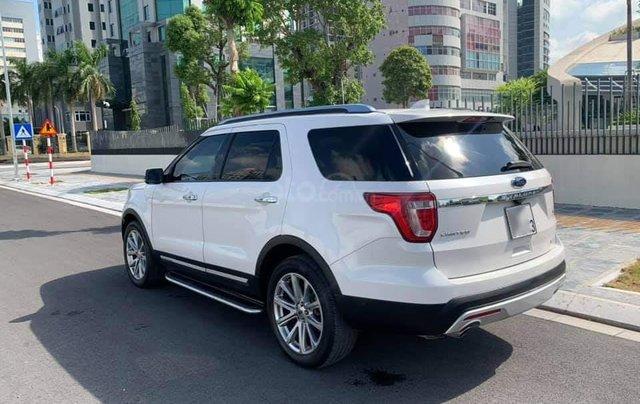 Cần bán xe Ford Explorer nhập khẩu Mỹ sx 20175