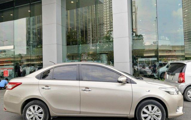 Bán Toyota Vios E CVT 1.5AT 2018, biển Hà Nội1
