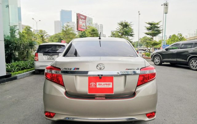 Bán Toyota Vios E CVT 1.5AT 2018, biển Hà Nội2