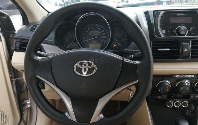 Bán Toyota Vios E CVT 1.5AT 2018, biển Hà Nội4