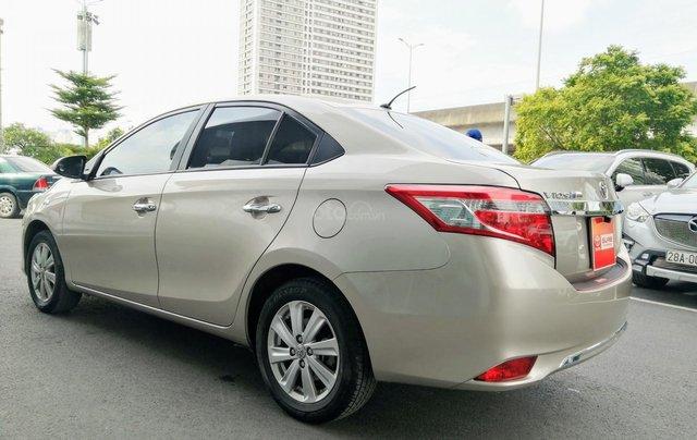 Bán Toyota Vios E CVT 1.5AT 2018, biển Hà Nội5