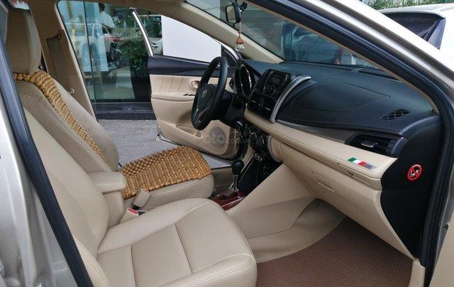 Bán Toyota Vios E CVT 1.5AT 2018, biển Hà Nội9